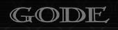 Логотип Gode