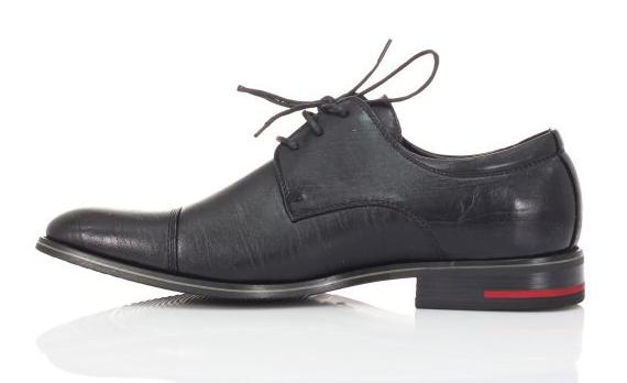 Туфли из кожзама