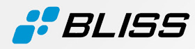 Логотип Bliss
