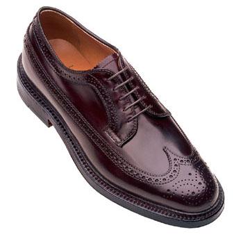 Туфли Alden из кордовской кожи