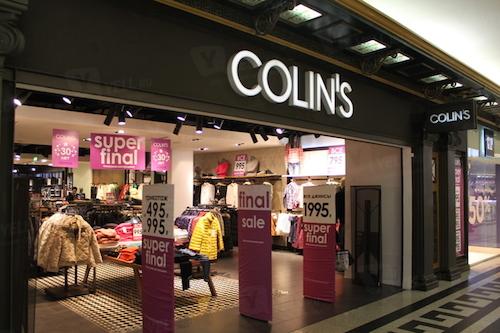 Colins shop