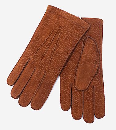 Перчатки из кожи капибары (Merola)