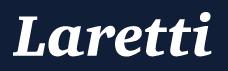 логотип Laretti