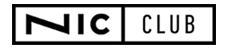 Nic Club logo