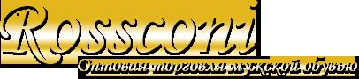 Логотип Rossconi