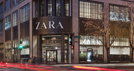 ZARA Chicago