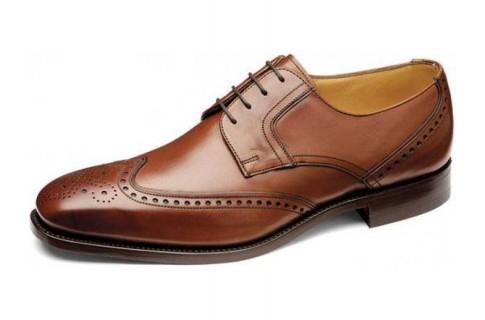 Туфли из телячьей кожи (Loake)