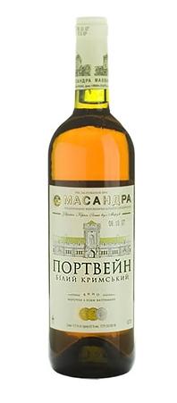 Портвейн Массандра Крымский