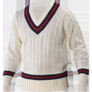 Акриловый пуловер