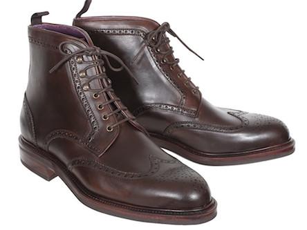 Ботинки марки Carmina