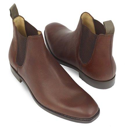Ботинки Chelsea марки Barker