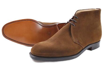 Ботинки Chukka марки Alfred Sargent