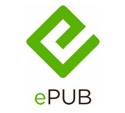 Логотип EPUB