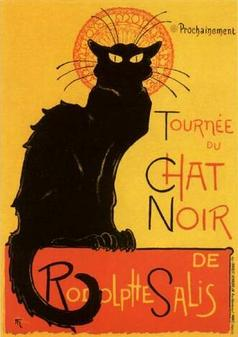 Постер Chat Noir