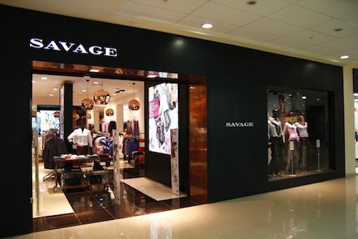 Один из магазинов Savage
