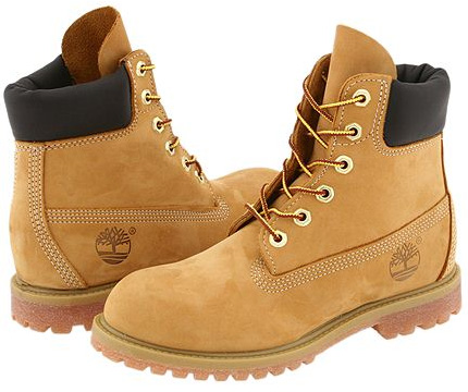 Рабочие ботинки марки Timberland