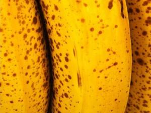 Очень спелые бананы