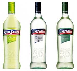 Вермуты Cinzano