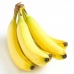 Не очень зрелые бананы