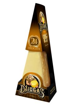 Выдержанный сыр Dziugas