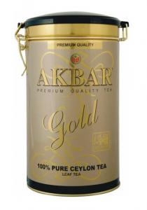 Akbar Gold в подарочной коробке
