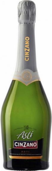 Бутылка Cinzano Asti
