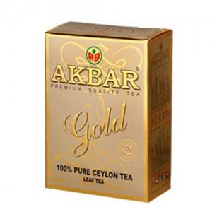 Чай Akbar Gold