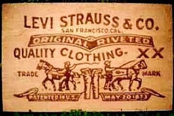 Лэйбл Levi's