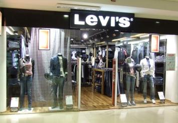 Один из магазинов Levi's