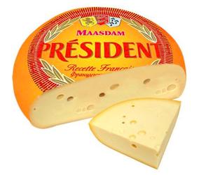 Маасдам от President