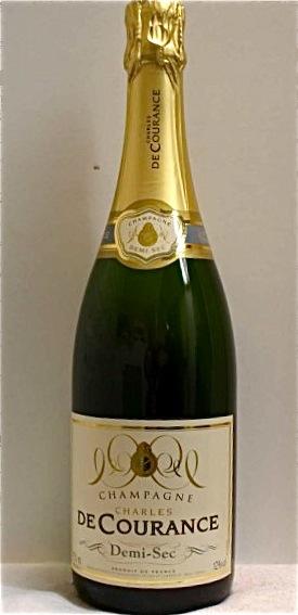 Шампанское Charles de Courance