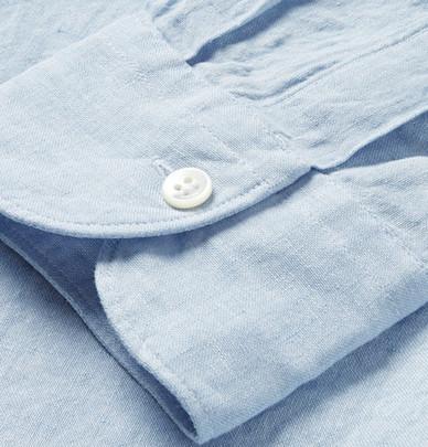 Льняная рубашка Glanshirt