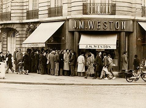 история марки J.M.Weston