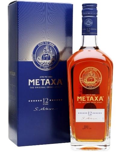 Metaxa 12 звездочек