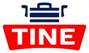 Логотип Tine