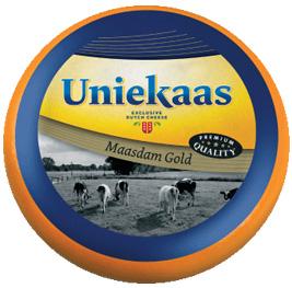 Сыр Маасдам Голд от Uniekaas