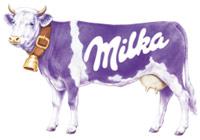 милка фото корова