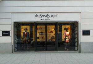 Бутик Yves Saint Laurent в Берлине