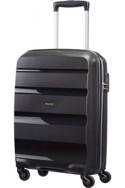 Черный чемодан American Tourister