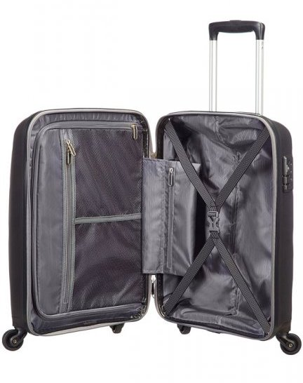 Интерьер чемодана American Tourister
