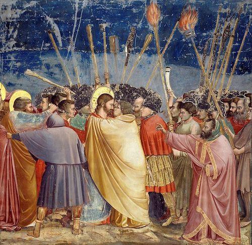 Капелла Скровеньи - одна из фресок