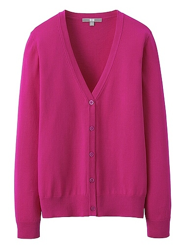 Uniqlo cardigan women