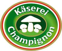 Логотип Kaserei Champignon