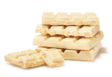 Белый шоколад с орехами от Ritter Sport