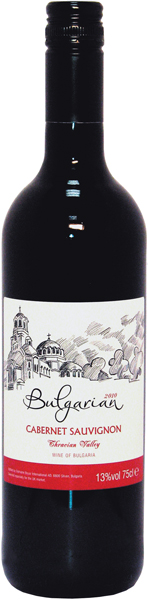 дешевое болгарское вино