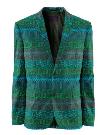 Фантазийный пиджак H&M