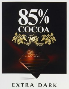 Lindt 85% cocoa
