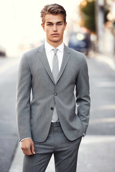 Strellson suit 2014