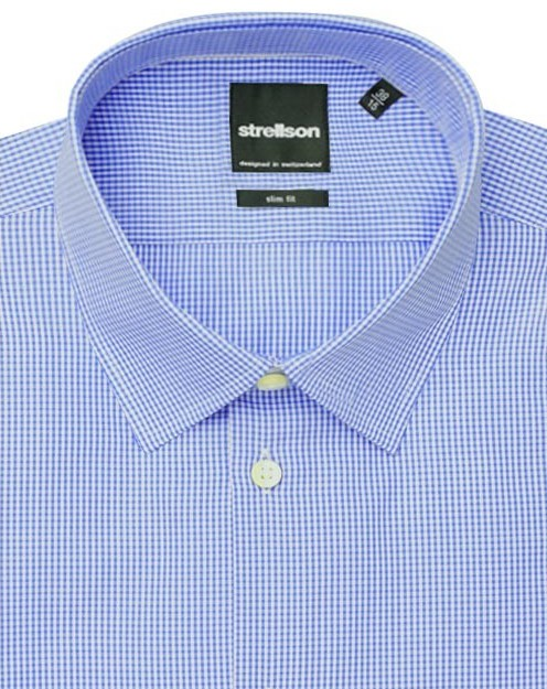 Strellson check shirt