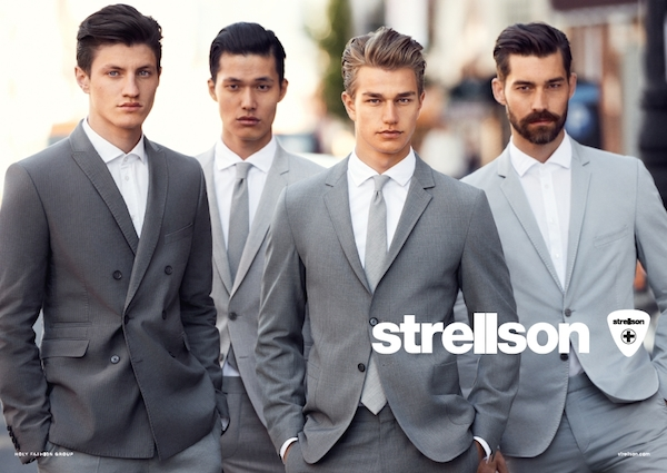 Strellson campaign
